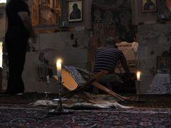 シリア便りVol.12~荒涼とした山の中に佇む修道院Deir Mar Musa el-Habashi