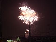 大間木の花火大会
