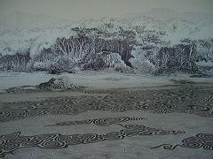 現代アートの祭典♪ 瀬戸内国際芸術祭2010(ART 男木島)表紙の会場が火事に巻き込まれ焼失しました。