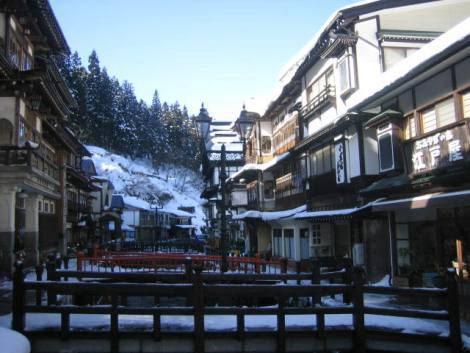 2008 銀山温泉
