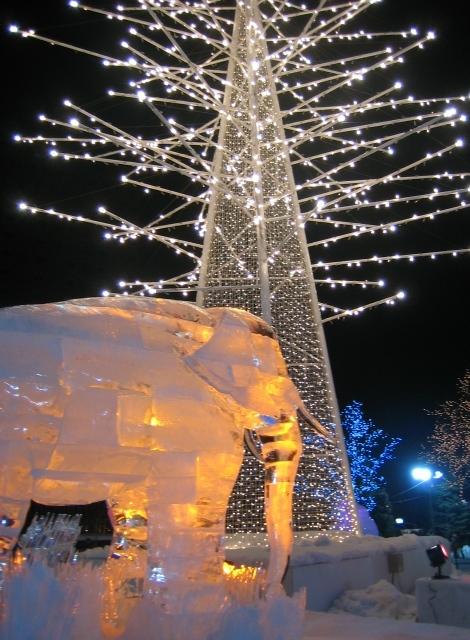 2008 さっぽろ雪まつり&流氷クルーズ