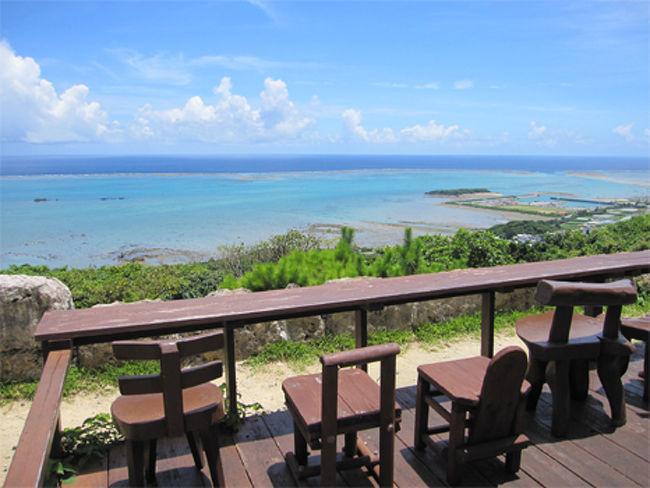 家族だけでの結婚式…地元でやるのもイマイチなので、<br />沖縄でのリゾート挙式にしました。<br /><br />嫁は初めての沖縄らしいので、ついでに観光(俺は半分ガイド?)もしてきました。<br />