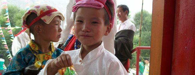 東チベット・アムド周遊(2) 【夏河から同...