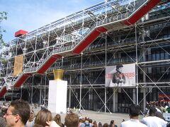2008GW フランス ドライブとパリ美術館めぐり4:ピカソ美術館、ポンピドゥーなど