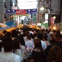 ☆2010年麻布十番納涼祭り☆B級グルメ食べ歩き編