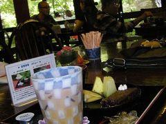 定光寺・瀬戸の旅2 滝カフェ「きらら」