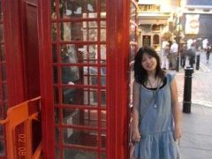 タコ☆ファミリーのどたどたロンドン放浪記1~~ロンドン市内散策~~