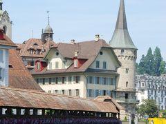スイス・イタリア旅行2010 ⑦ スイス ルツェルンで途中下車