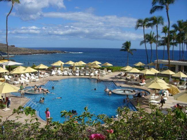 ラナイ島にある2つのフォーシーズンズリゾートホテルは最高