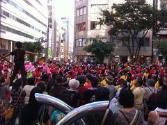名古屋どまつり2010、ディズニー、SKE48、24時間テレビ、トリエンナーレが重なって大騒ぎ