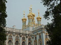 ロシア サンクト・ペテルブルクとモスクワ