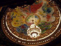 臭い立つパレ・ガルニエ(オペラ座)