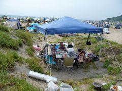 2010 夏 第4弾!千葉の海へ!~根本マリンキャンプ場 4th