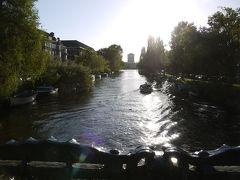 運河のある国