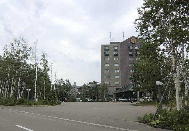 私の温泉宿100選~北天の丘あばしり湖鶴雅リゾート(北海道)