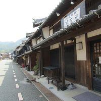 岐阜 / 美濃市 美しいうだつの上がる古い街並み 和紙の芸術にも感激