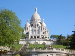 フランス ドライブとパリ美術館めぐり9:サクレクール、サンマルタン運河など+帰国