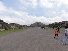 メキシコ高地とカリブ海 「テオティワカン文明、マヤ文明に接する旅 −その3−」