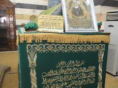 ウマイヤドモスクとサラーフ・アッディーン廟をもとめて~17日間中東・トルコ旅行!その6~