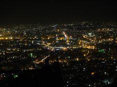 夜のカシオン山へ~17日間中東・トルコ旅行!その8~