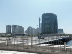 横浜ベイクォーターでのランチ・シリーズ その2 眺めのよいウルフギャング・パックカフェでのランチ
