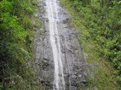 男3人 ハワイ島&オアフ島で大自然満喫の旅 8日間 Day5 ~ハワイ島→オアフ島 / マノア滝トレッキング 編~