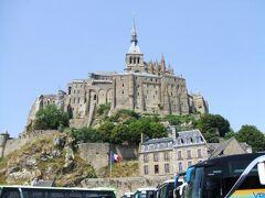 2006年、ついに来ました、モン・サン・ミッシェル+乗継のドーハ。