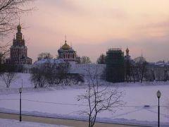 JICモスクワ通信Vol.4 待ちに待った冬