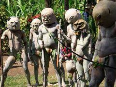 パプアニューギニアの旅 3・・旅いつまでも・・