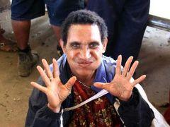 パプアニューギニアの旅 4・・旅いつまでも・・