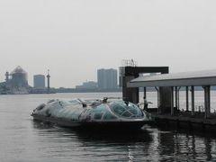 東京湾&隅田川 水上バスの旅~③ヒミコ(船)に乗って浅草からお台場~