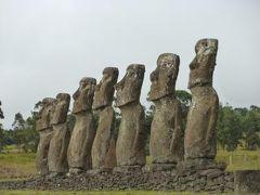 水中モアイとダイビング Chile 3rd day @Easter Island