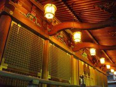 夕暮れ時の湯島天神~ Tokyo Yushima Tenjin in der Naehe von Ueno