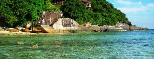 マレーシア/緑濃き島ティオマンの休日&好...