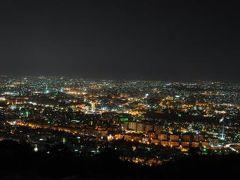シリア便りVol.14~カシオン山とアルバインモスク