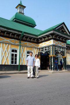 マンチュリアン・リポート(2)外国人入域規制が緩和された旅順へは今は無き普通列車で向かい、日露戦争の旧跡と「旅順博物館」を訪ねる。