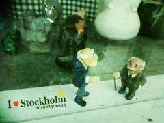 今年もストックホルムへ!(6) ~3日目~ 北方民族博物館と夜ご飯