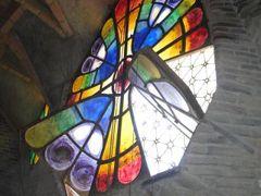 始まりはバルセロナ④驚異的な可愛さ☆コロニア・グエル教会堂☆