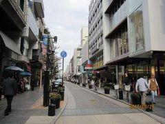 横浜 元町ストリート