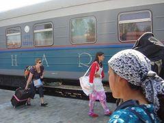2010/09/21 -01. サマルカンド → ブハラ
