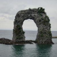 奥尻島キャンプ