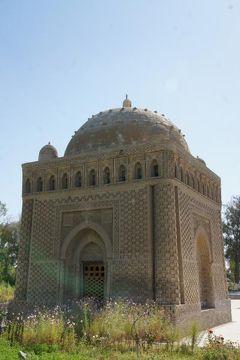 2010/09/22 -02. ブハラ チャシュマ・アイユブ、イスマイール・サーマーニ廟
