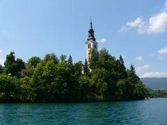 クロアチア・スロベニア 8日間(6日目) オパティア ~ポストイナ~ブレッド湖・城~グラーツ
