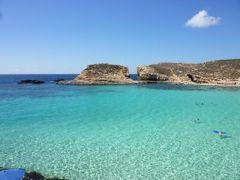 煌めきのマルタとアドリア海 Vol5(第3日目 午前の部) ブルーラグーン