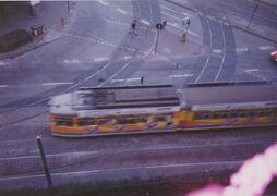 1991年のフランクフルト ジャーマンひとり旅 VOL.1