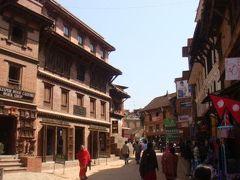 200803ホーリー祭の旅 バグタプル(ネパール)