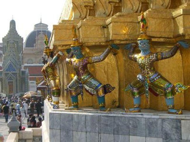 Laosを出国後、向かったのがThai。<br />タイはなんともう訪問3回目!<br />なんだかんだ、きっと好きなんだろうな~。<br /><br />バンコク&パタヤ&アユタヤと幅広く行動してみました。<br /><br />現地ツアーを少し組み合わせながらも、ほとんどが個人手配だったので、移動もローカルなバスetcで不安になりながらも、楽しかった。