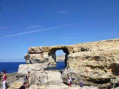 煌めきのマルタとアドリア海 Vol8 (第4日目 午後の部) ゴゾ島~アズールウィンドー~ヴィクトリア