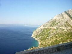 煌めきのマルタとアドリア海 Vol22 (第9日目 午前の部) スプリト~ドブロヴニク アドリア海バス旅