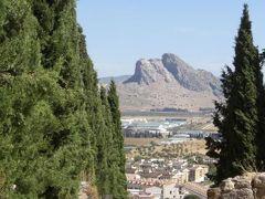 アンテケラまでプチ遠足♪エルトルカルの奇怪な岩山☆伝説の闘牛士マノレテ似⑥